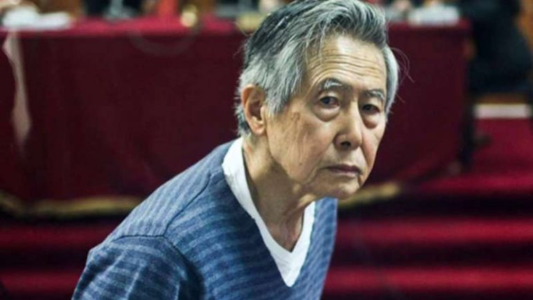 PPK's pardon of former President Fujimori met with furious protest