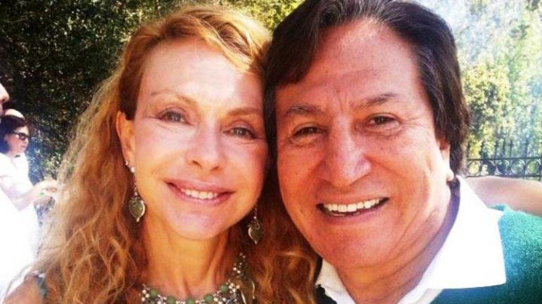 Judge in Peru orders former President Alejandro Toledo jailed