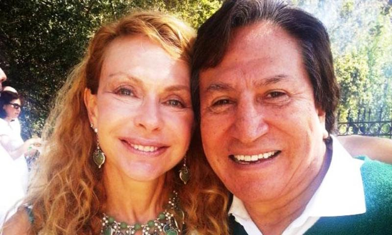 Judge in Peru orders former President Alejandro Toledo jailed