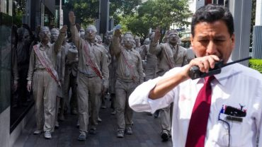 Peru's lessons in the art of anti-government dissent