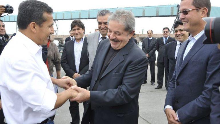 Odebrecht confirms $3 million bribe paid to Peru's ex-president