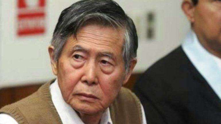 Peru's president opposes early release for Alberto Fujimori