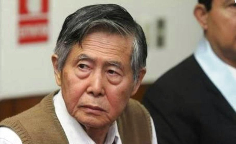 Alberto Fujimori to return to jail after pardon is annulled