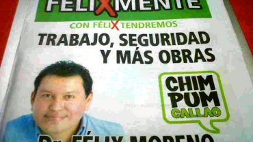 Changing tides for Lima's powerful Chim Pum Callao party?