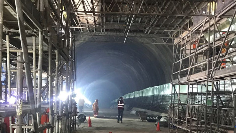 Delays for Lima Metro Line 2 postpone opening date to 2022