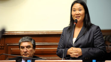 Keiko Fujimori questioned on Odebrecht links by Congress commission