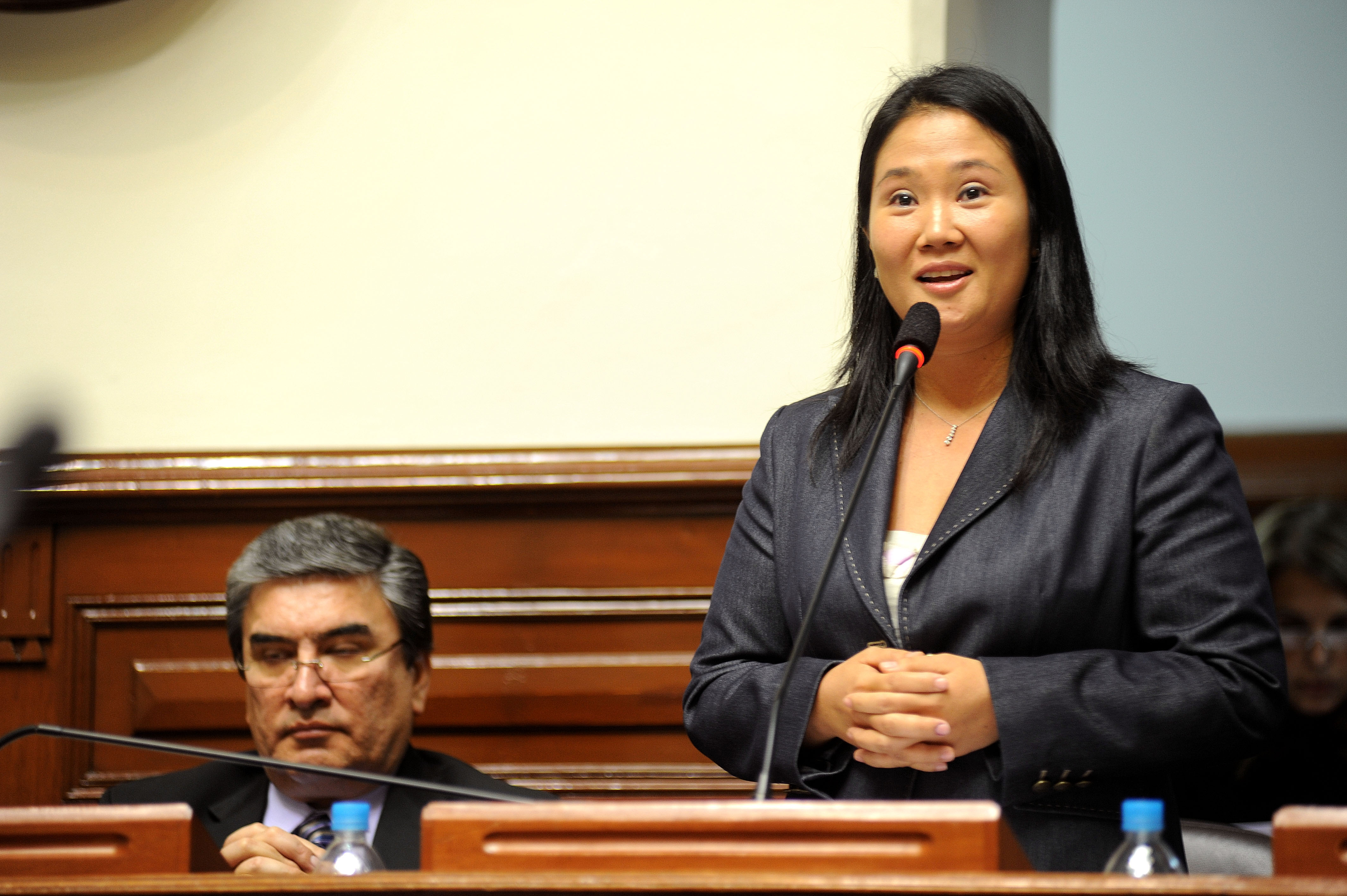 Former presidential candidate Keiko Fujimori to answer on alleged links to Lava Jato and Odebretch