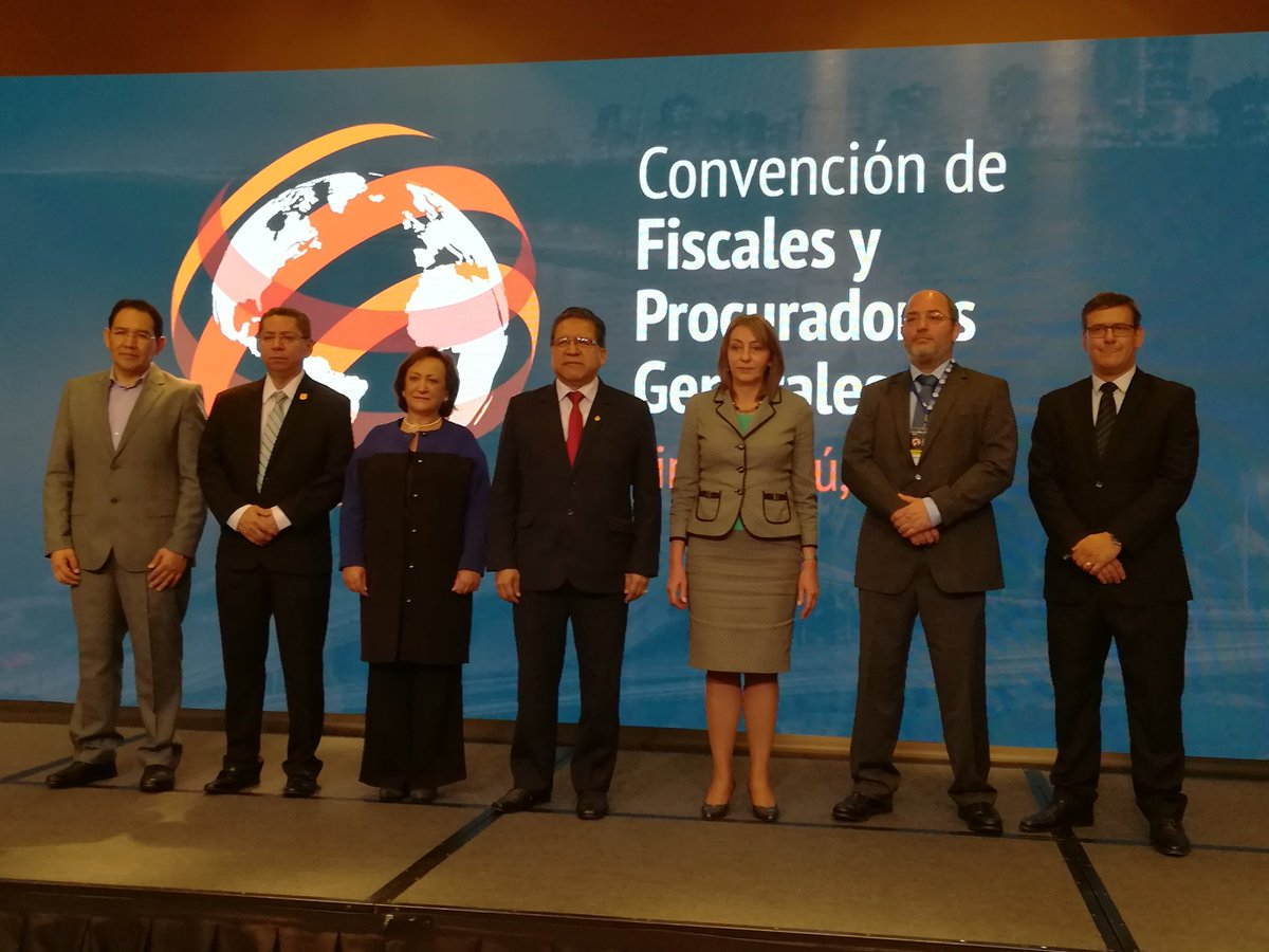 Lima hosts international cooperaton to fight organised crime convention