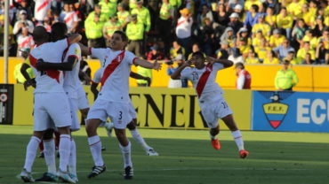 Peru enters FIFA Top 10 for first time in history