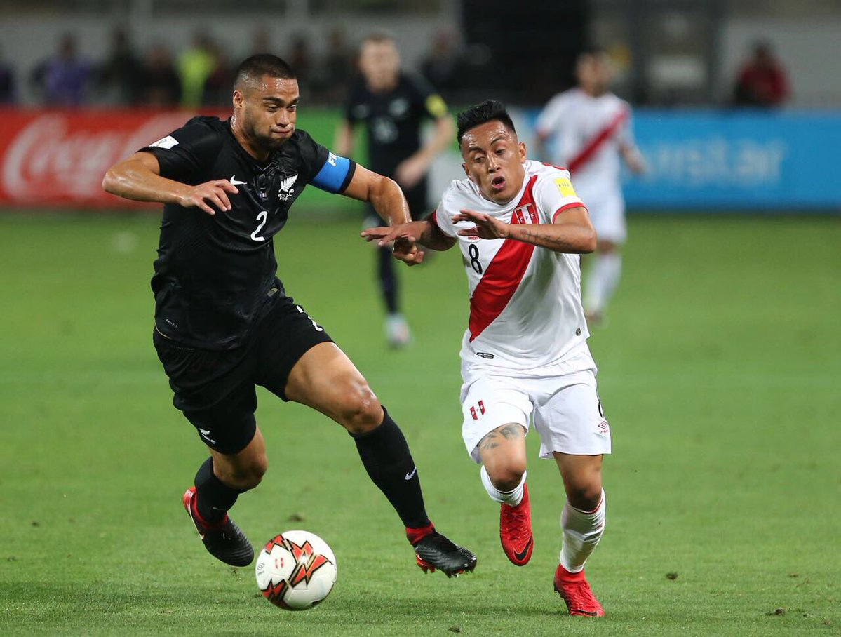 2-0 Victory sends Peru to World Cup for the first time in 35 years