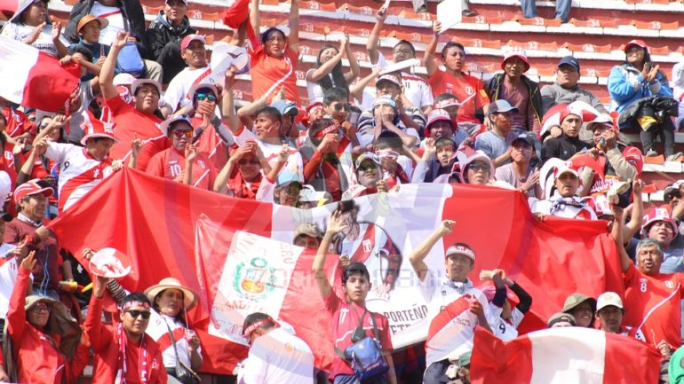 Tickets to Wednesday's World Cup playoff in Lima resold for 15 times original price