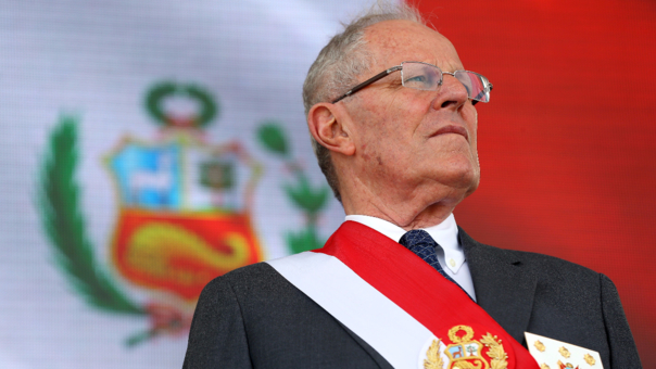 Peruvian President announces resignation before impeachment vote