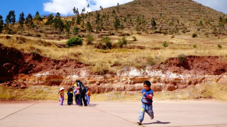 Education is still Peru's Achilles' Heel