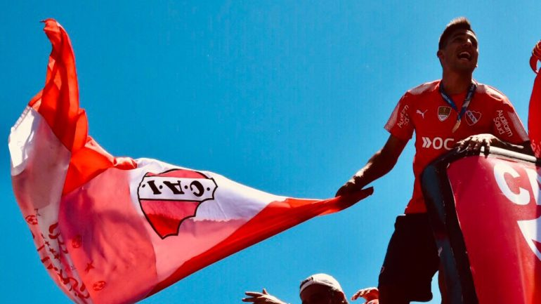 Independiente crowned Copa Sudamericana 2017 champion