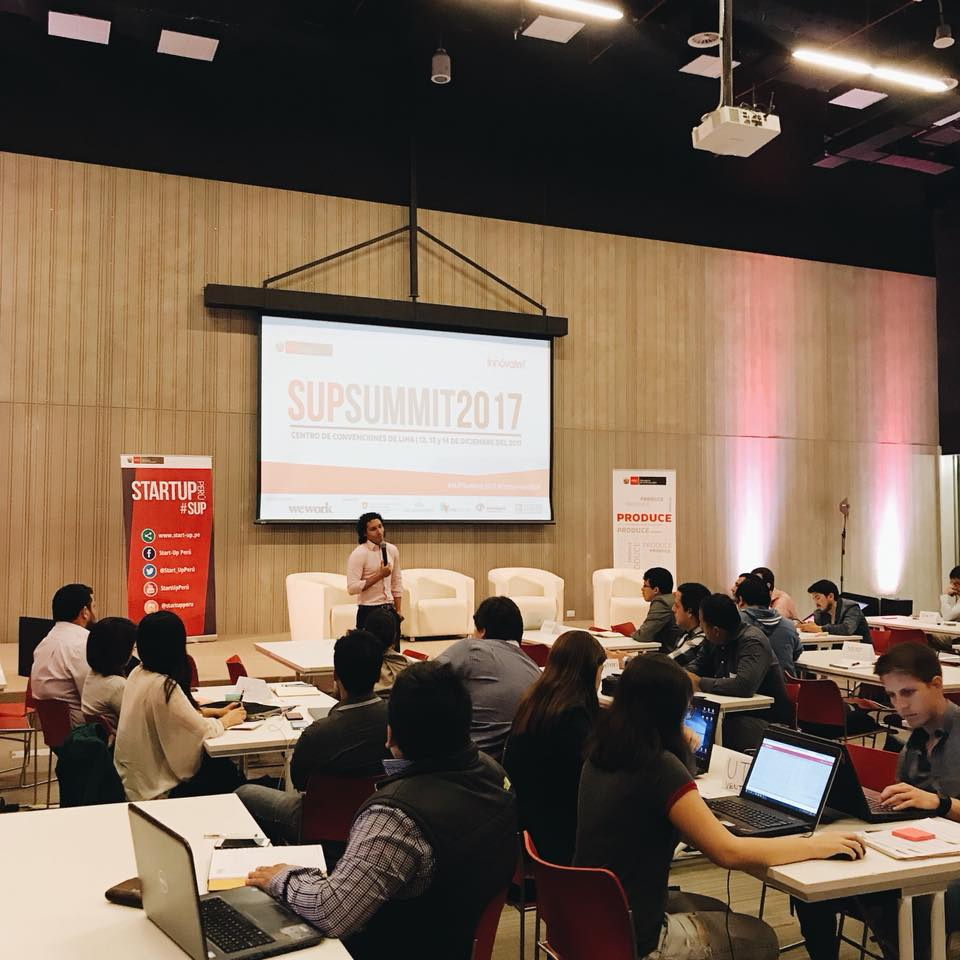 Sixth Generation of Peruvian startups given boost by StartUp Peru