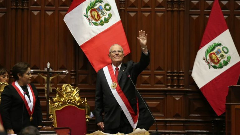 Opinion: Peru's new impeachment effort is must-see entertainment
