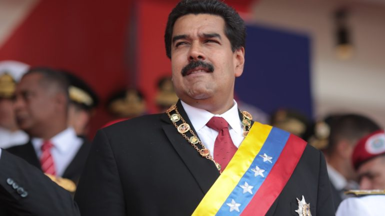 """Maduro """"not welcome at summit"""" in Peru, PPK says"""