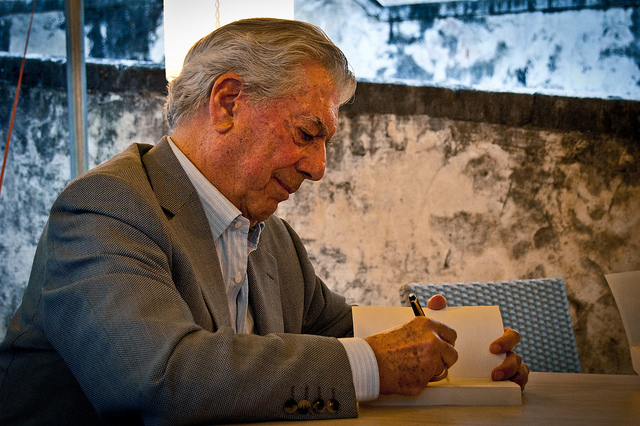 "OPINION: Mario Vargas Llosa calling feminism ""literature's main enemy"" is to show novels aren't innocent"