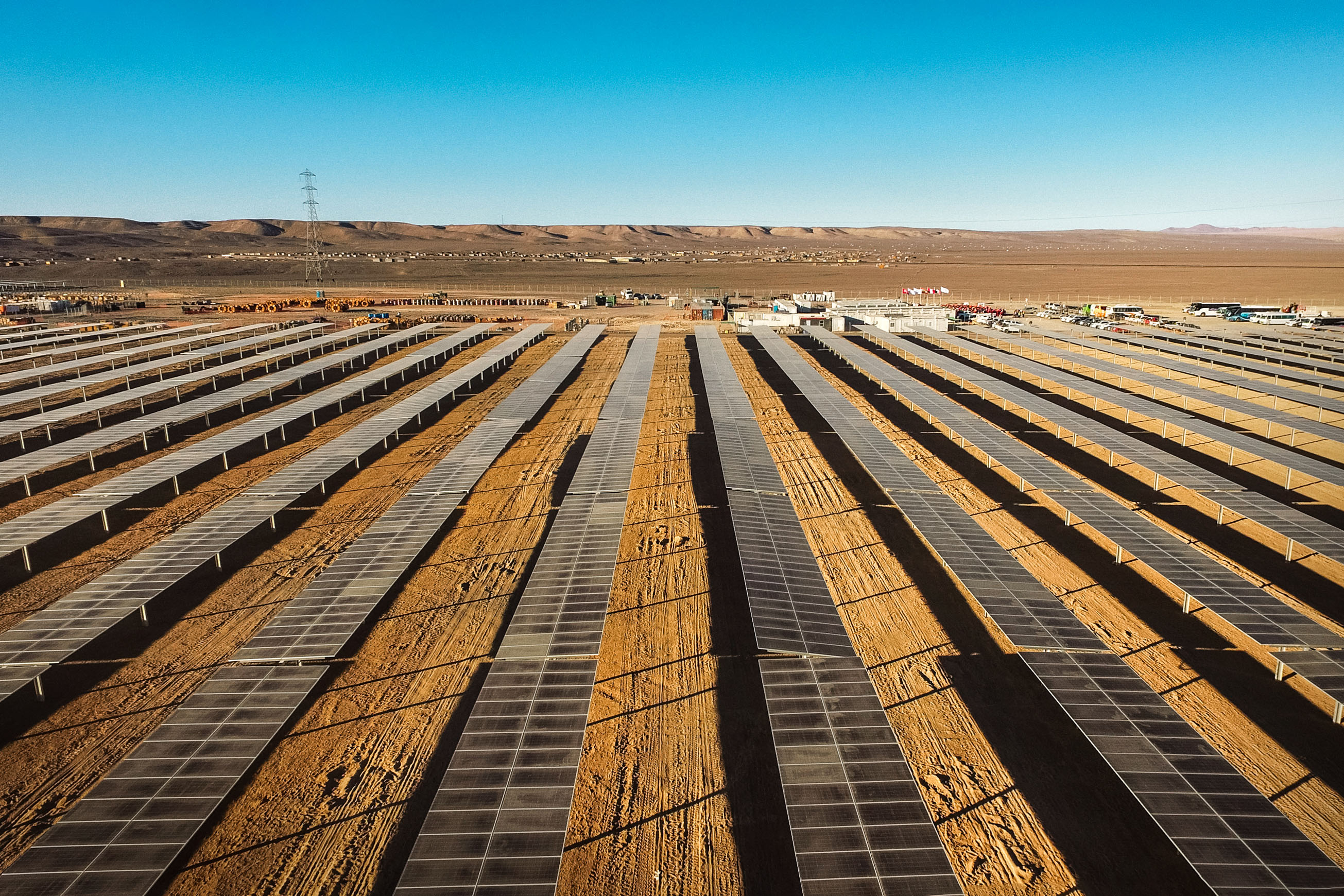 Largest solar power plant in the country kickstarts Peru's renewable energy plans