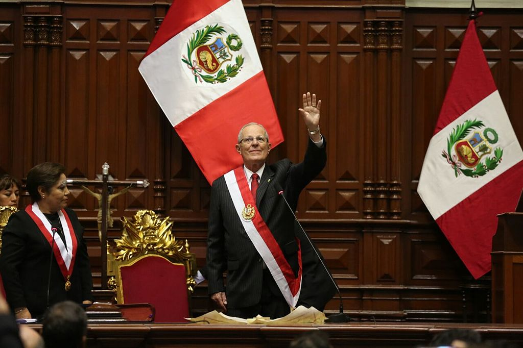 Opposition party says recordings show Kuczynski reps buying votes to avoid impeachment