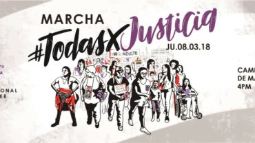 'Justice for All Women' as Peru celebrates International Women's Day