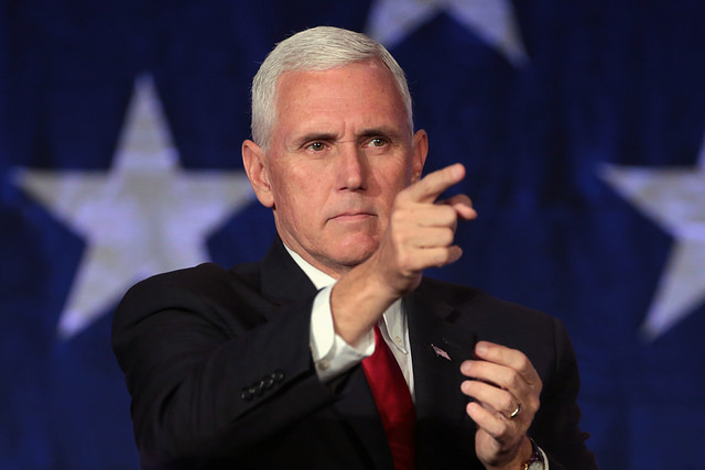 Mike Pence's office seems confused about who Peru's president is