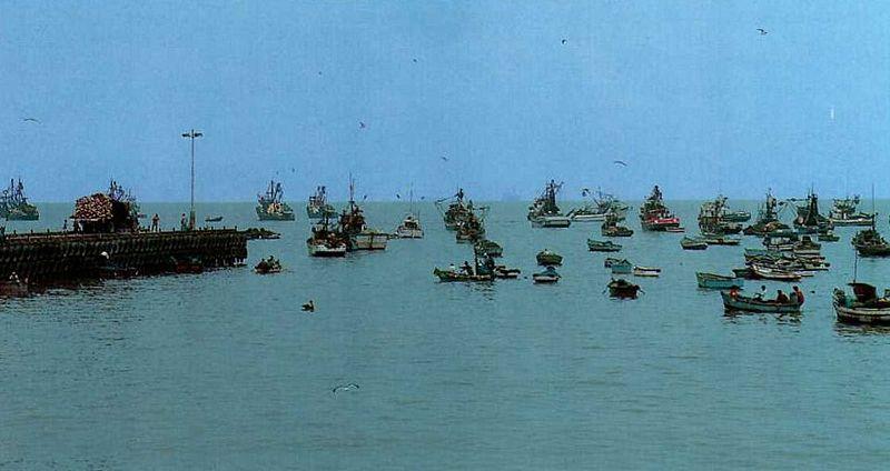 chimbote shipwreck