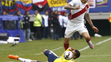 Peru to play defending World Cup champs Germany in September friendly