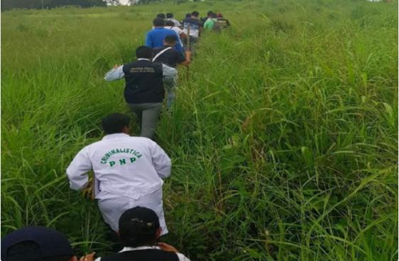 peru indigenous murder