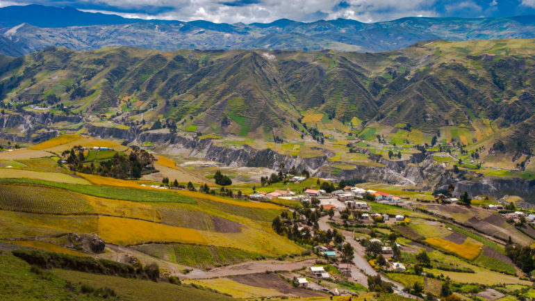 Water sustainability project aims to improve conditions in high Andean communities
