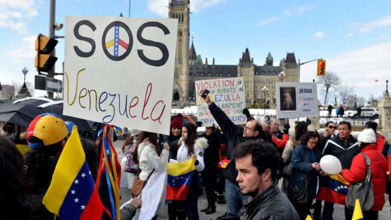 Venezuela will be present at Summit of the Americas, but it's not Maduro