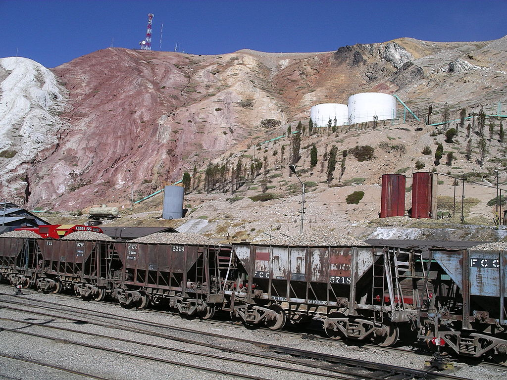 Tia Maria mining project in Arequipa one of many slated to kick off next year