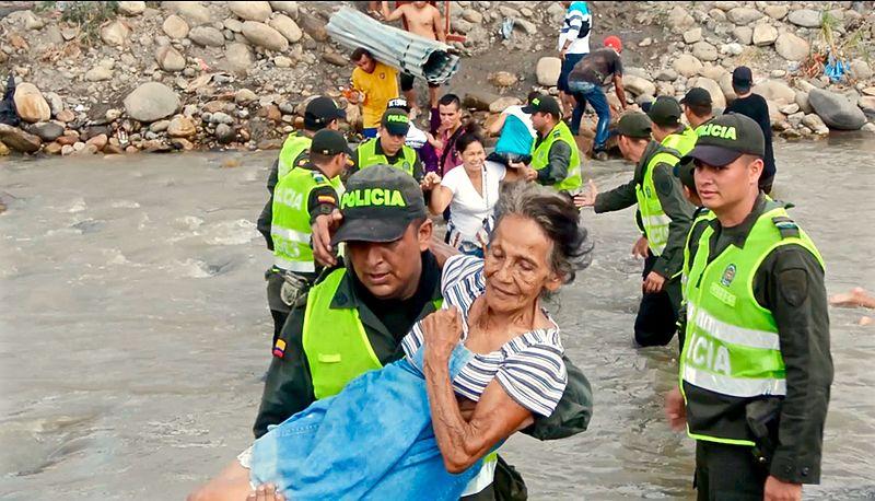 venezuela migrant