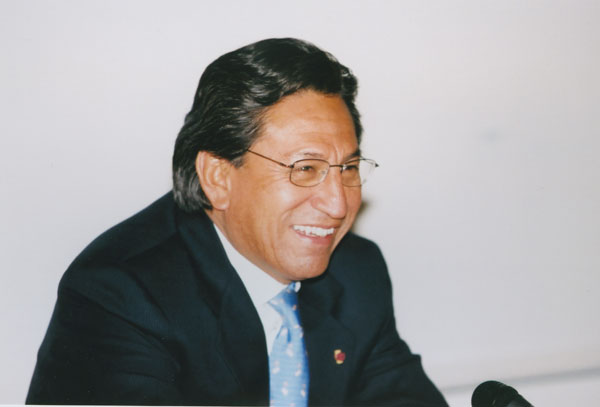 Peru again requests extradition of former president Alejandro Toledo from U.S.