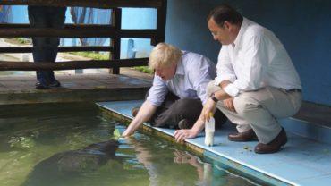 PHOTOS: United Kingdom unveils Latin American Biodiversity Program in Lima
