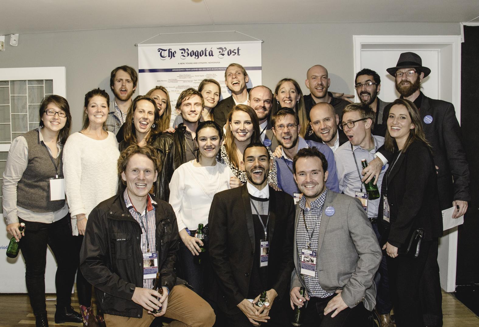 Peru Reports owner Espacio Media Incubator announces partnership withThe Bogotá Post