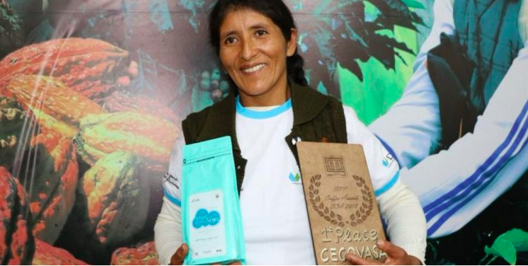 Peruvian coffee wins best coffee in the world prize in U.S. competiton