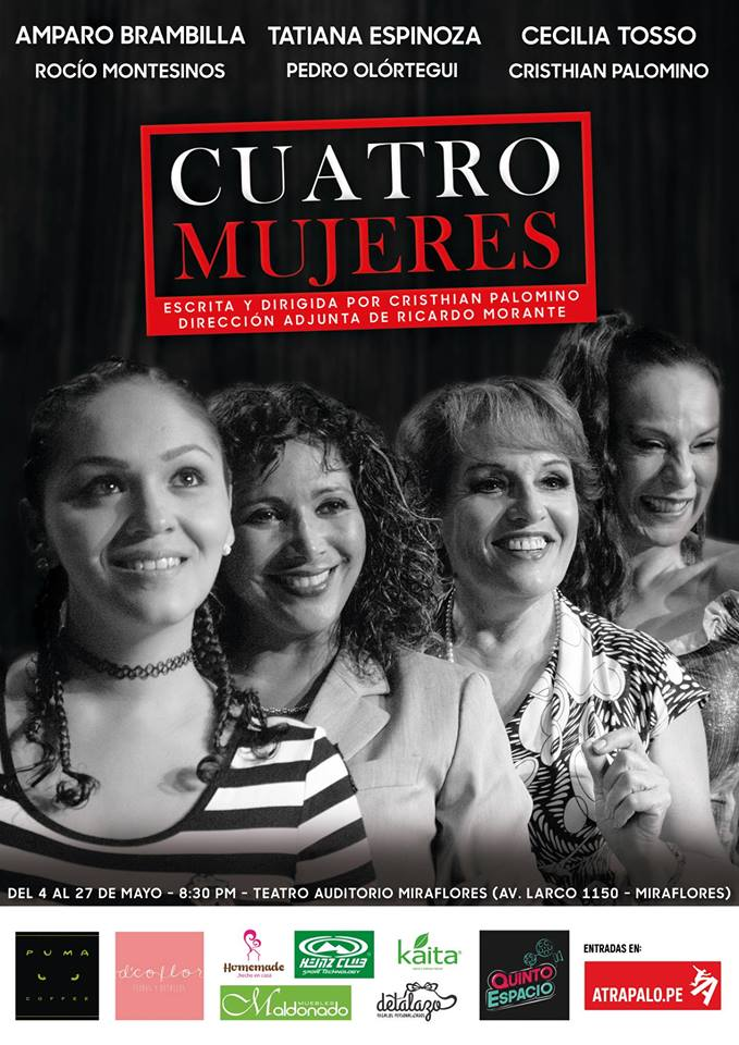 'Cuatro Mujeres' play opens tonight, and respects mothers with all their flaws