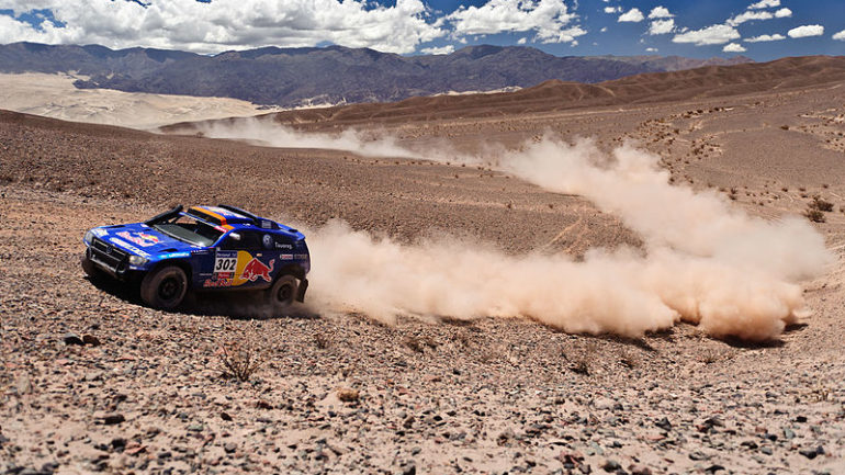 100% Peru : the 2019 Dakar Rally to take place only in Peru