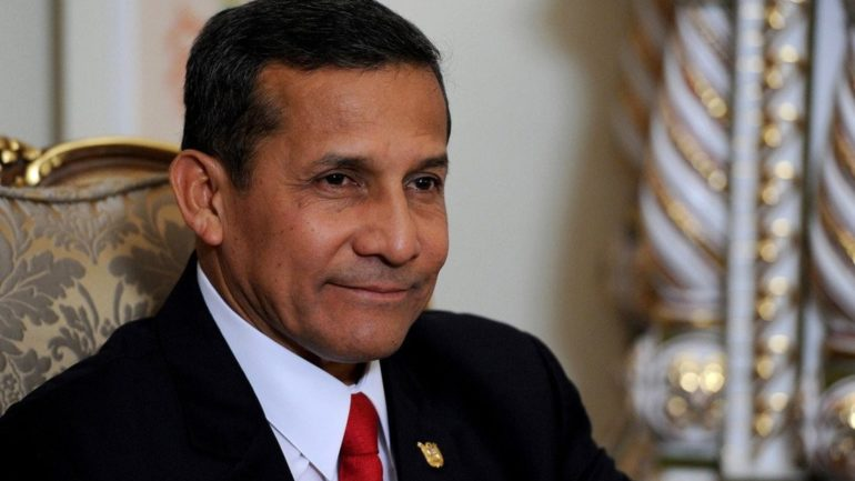 Ex-president Humala has five buildings confiscated in money laundering case