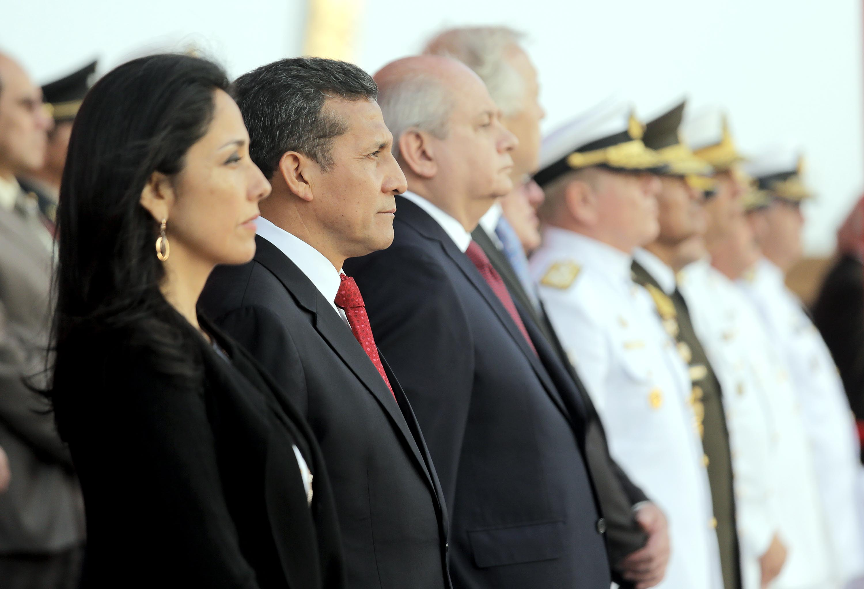 Ex-president Ollanta Humala and his wife Nadine Heredia released from prison
