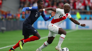 France tops Peru as La Blanquirroja's World Cup dreams are dashed