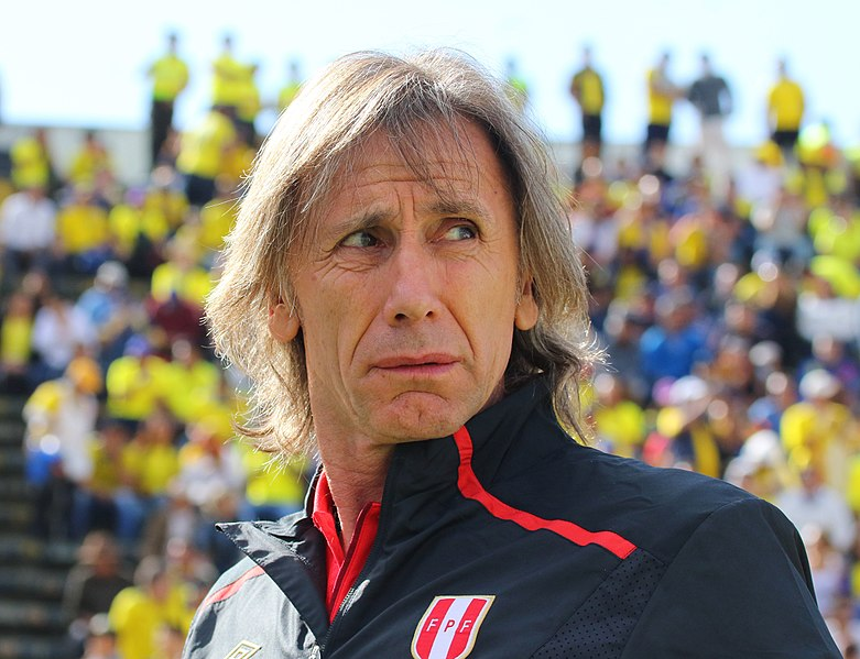 Peru Football Federation trying to convince Ricardo Gareca to stay as manager