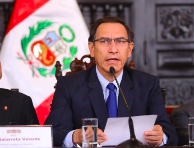 Police officers who don't look into domestic violence claims will be fired, Vizcarra says