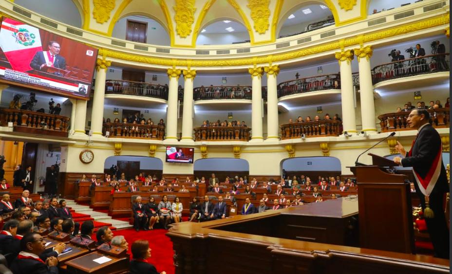 Peru proposes popular vote to enact judicial reforms