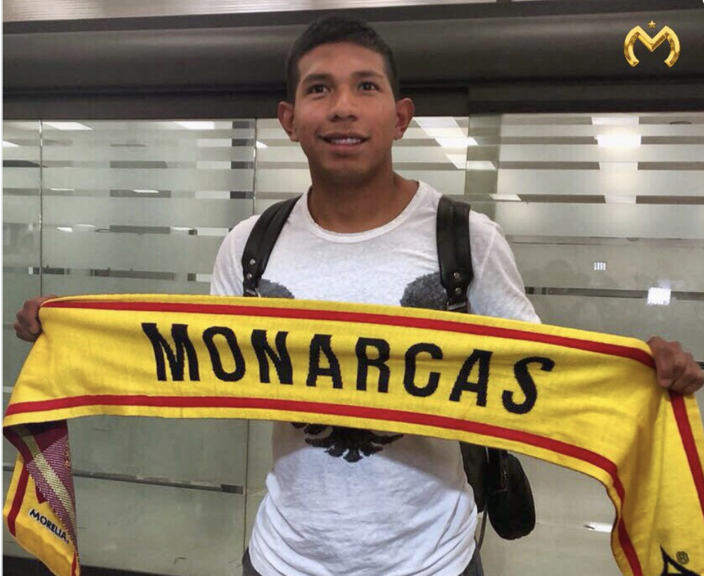 Peru's Edison Flores signs with Mexican club