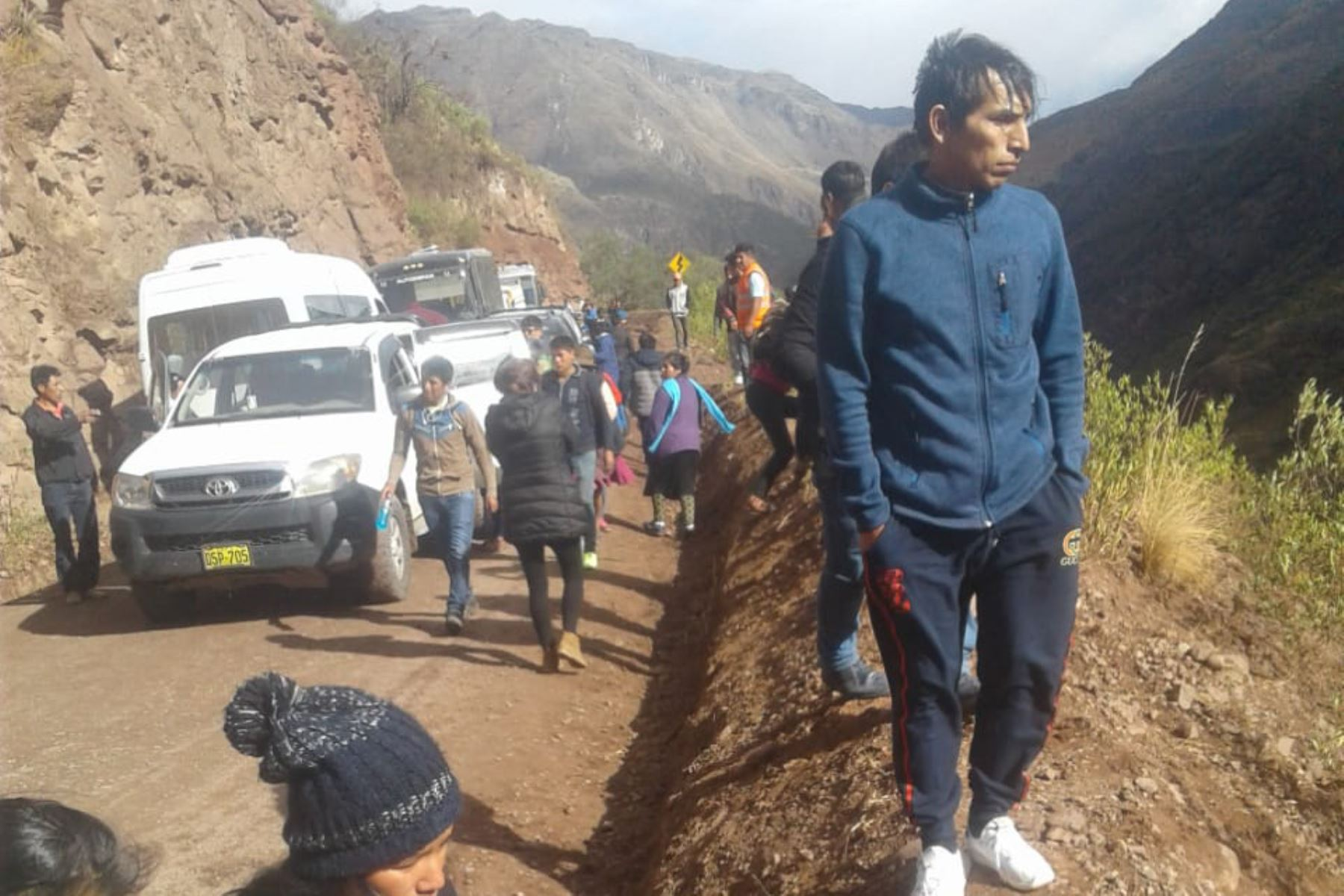 Bus accident in Cusco leaves 23 dead