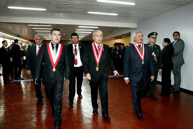Political party New Peru will ask for Attorney General Chávarry's suspension