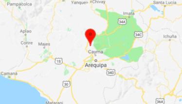 arequipa earthquake