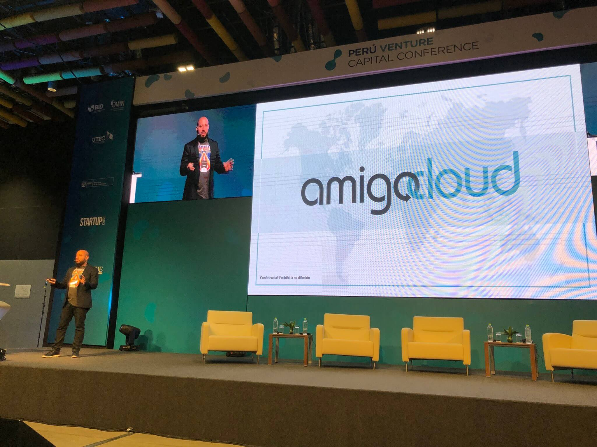 Peruvian startup secures $3 million deal at recent VC conference in Lima